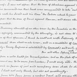 Document, 1819 February 27