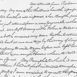 Document, 1816 July 26