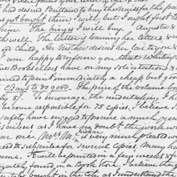 Document, 1815 March 21