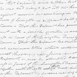 Document, 1798 February 17