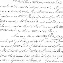 Document, 1784 October 4