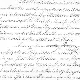 Document, 1784 October 4