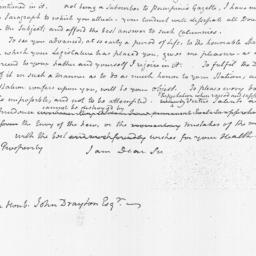 Document, 1799 December 28