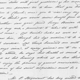 Document, 1825 April 19