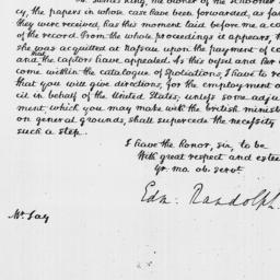 Document, 1794 August 15