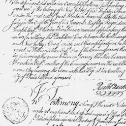Document, 1768 October 19