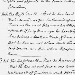 Document, 1769 September 09