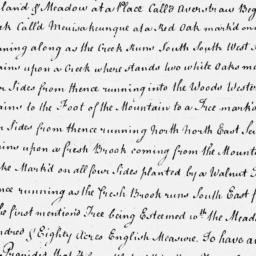 Document, 1671 April 16