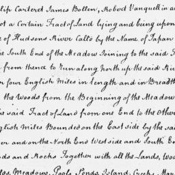 Document, 1669 June 12