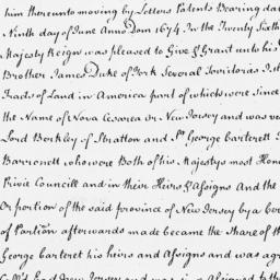 Document, 1683 November 23