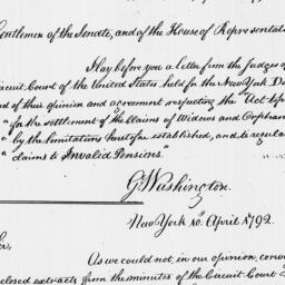 Document, 1792 April 16