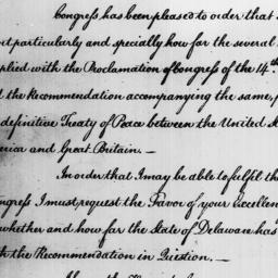Document, 1786 May 03