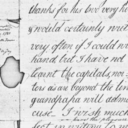Document, 1783 December 16