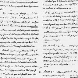 Document, 1787 March 02