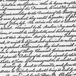 Document, 1786 February 22