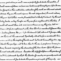 Document, 1785 August 23