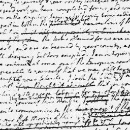 Document, 1783 April 11