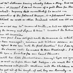 Document, 1816 March 12