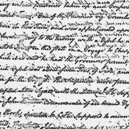 Document, 1778 December 21
