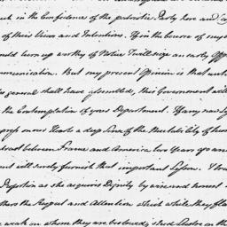 Document, 1789 March 04