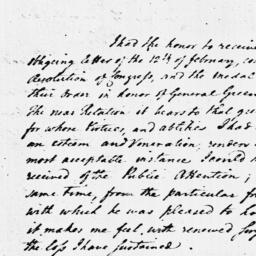 Document, 1788 May 10