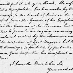 Document, 1786 April 26