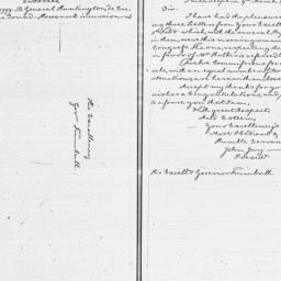 Document, 1779 March 04