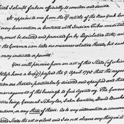 Document, 1795 July 13