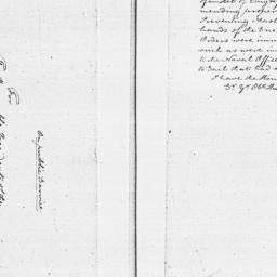 Document, 1779 January 16
