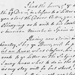 Document, 1786 September 29