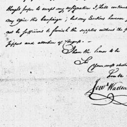 Document, 1779 June 12
