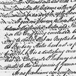 Document, 1786 August 04