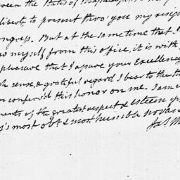 Document, 1786 May 15