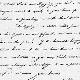 Document, 1779 September 02