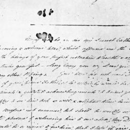 Document, 1812 March 31