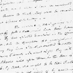 Document, 1779 June 07