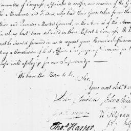Document, 1778 December 16