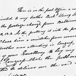 Document, 1786 August 15