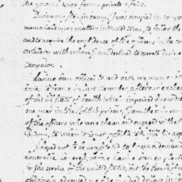 Document, 1779 June 02