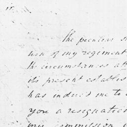 Document, 1779 January 13