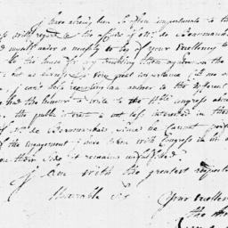 Document, 1778 December 19