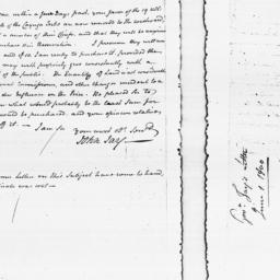 Document, 1800 June 01