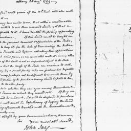 Document, 1799 August 28