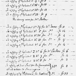 Document, 1769 December n.d.