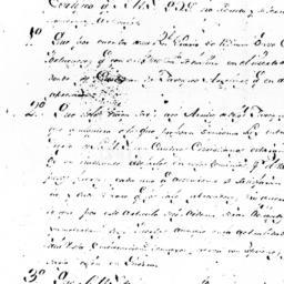 Document, 1778 September 27