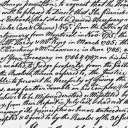 Document, 1787 July 02