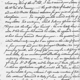 Document, 1763 April 14