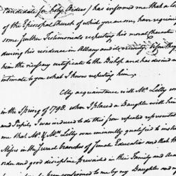 Document, 1802 August 26