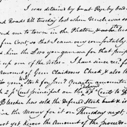 Document, 1807 February 22