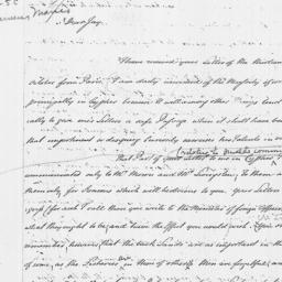 Document, 1783 January 01